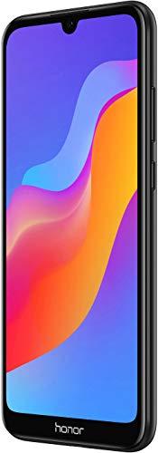 Honor 8A Smartphone (15, 47 cm (6, 09 pollici) HD+ LCD Touch Screen, 32 GB di memoria interna, fotocamera principale da 13 MP, Android 9), Nero