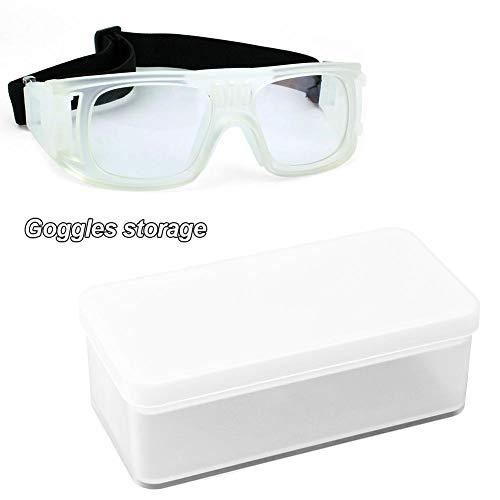 Aufbewahrungsbox für Schutzbrillen, ungiftige Masken für sichere Brillen, die den Kofferbehälter organisieren