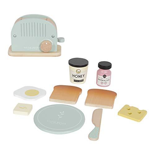 Holz Toaster Set – Little Dutch - 2