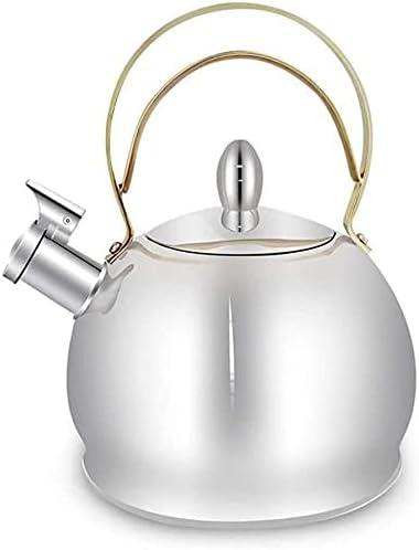 EIERFSKIOT 5 ☆ very popular Fees free!! tea pots for kettle top stovetop stove