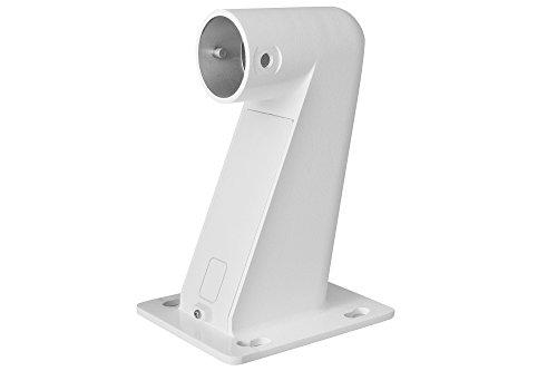 DIGITUS Professional Kamera-Wandhalterung für Netzwerk-Kameras, Aluminium, Weiß