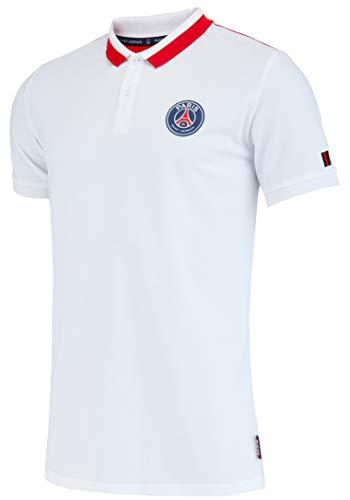 PARIS SAINT-GERMAIN Polo PSG - Collection Officielle Taille Adulte Homme S