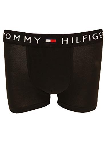 Tommy Hilfiger Herren Unterwäsche Boxershort Trunk Gr. XL Schwarz UM0UM01646