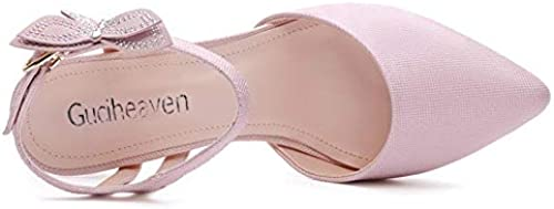ZQXDMM Sandales, Sandales, Sandales, Chaussures Pointues, Talon Aiguille à Talons Hauts, été for Femme (Couleur   A, Taille   36) 784
