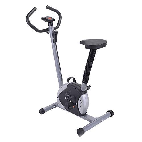 Heimtrainer, Heimtraining Radfahren Fitness Mini Pedal Heimtrainer LCD-Display Indoor Cycling Fahrrad Stepper für die gealterten Jungen Abnehmen