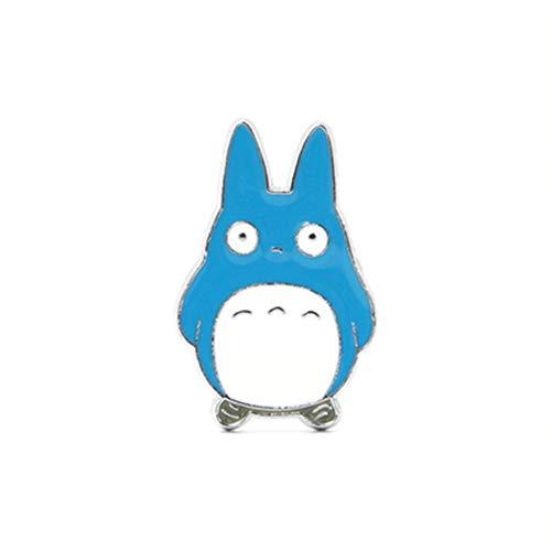 ZDuDu Mijn Buurman Totoro Bus Badge Broche voor Vrienden, Heren En Dames School Tas Badges
