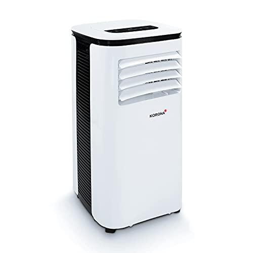 Iceberg 9.0 Eco KORONA 82001 Climatiseur Mobile | Réfrigérant R290 -9000 BTU Climatiseur Portables, 3 en 1: Refroidissement, déshumidification, ventilation | Classe d'efficacité énergétique A