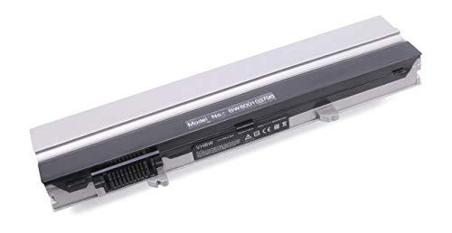 vhbw Batterie LI-ION 6600mAh 11.1V Gris métallisé pour Dell Latitude E4300, Latitude E4310, remplace 0FX8X, 312-0822, 312-0823 etc.