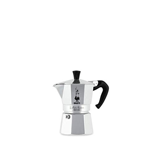oneday Cafetiere Expresso Machine a Caffe 4 Tasses 800W 240ml Cafetiere Itali...