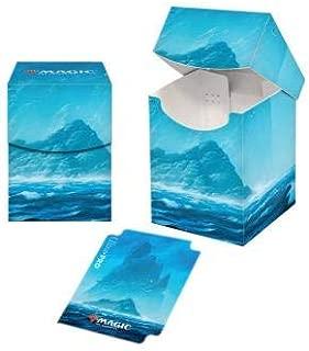 MTG Unstable John Avon Island Ultra Pro Printed Art Magic The Gathering Card Game Printed Art Deck Box