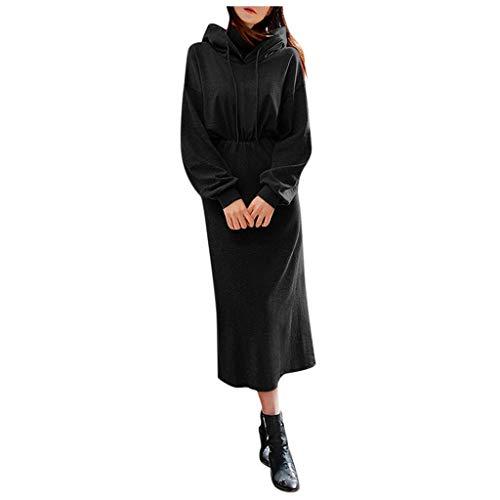 Vectry Vestido Largo Espalda Encaje Vestidos De Coctel para Bodas Vestidos Largos Estampados Vestidos Largos Sexys Boda Noche