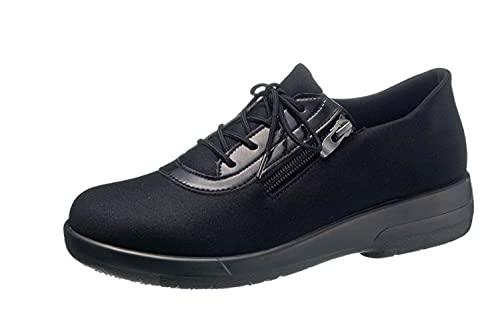 【トップドライ】  TDY3975ブラック   ◇ 歩行が安定する衝撃吸収カップインソールを使用、優れた防水性と透湿性を兼ね備え足をドライな状態に保ちます。 (24.0)