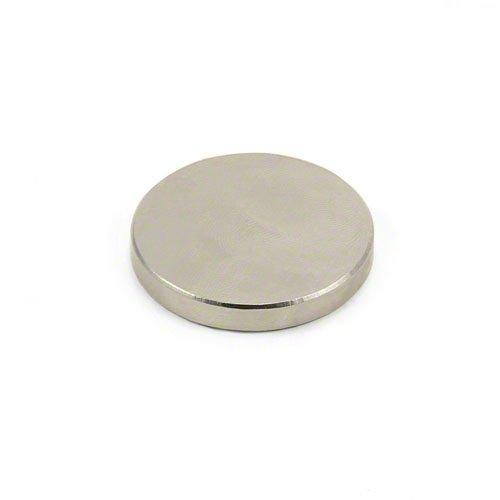 Magnet Expert 35 mm de diamètre x 5 mm d'épaisseur N42 Néodyme Aimant - 13.9 kg Pull (Paquet de 1)