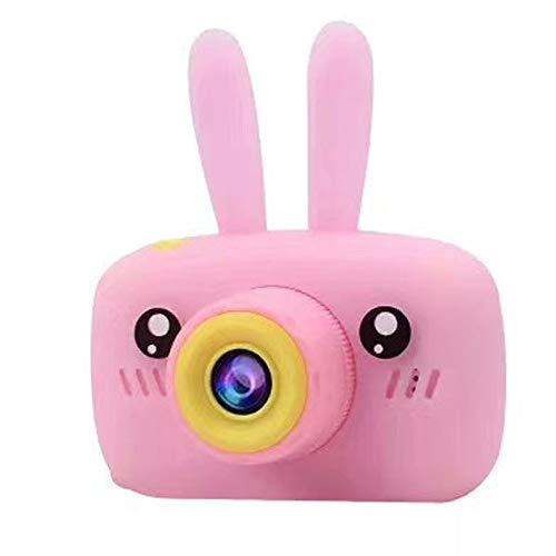Turbobm Cámara de Video Digital para niños, cámara para niños, cámara Digital de 2.0 Pulgadas para niños con cámara de Video HD 1080P, Mini réflex para niños niñas Regalos creativos