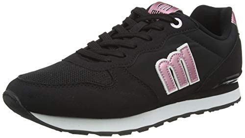MTNG Attitude 69705, Zapatillas para Mujer, Negro (Cato Negro C48969), 39 EU