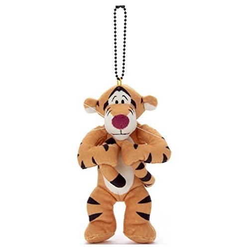 ディズニー ディズニーキャラクター ファニーフェイス ボールチェーンマスコット ティガー 高さ約14cm