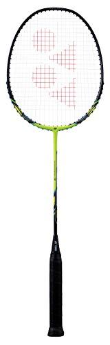 Yonex Nanoray 3 Badmintonschläger, Schwarz/Gelb, N/A