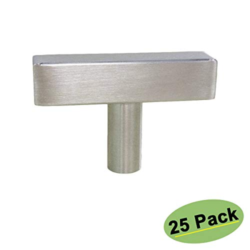kitchen hardware brushed nickel - 9