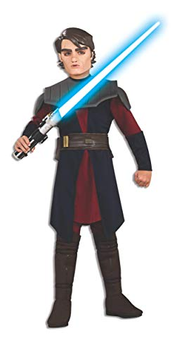Rubie's – Star Wars – Clone Wars – Anakin Skywalker – Déguisement Enfant – Taille S 3-4 ans