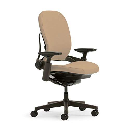 Steelcase Leap Plus Chair, Barley Fabric