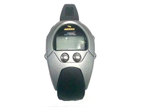 Pulsar Philippe Starck LCD-Armbanduhr PCW 013