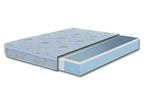 EcoDream - Double Mattress 160 x 190 Memory Foam - 100% Made in Italy