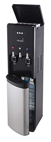 Primo hTRiO Bottom Loading Hot/Cool/Cold Water Dispenser with Single...