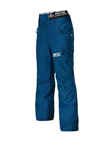 Picture Treva Pant WPT052 Damen-Snowboardhose Petrol Blue Gr. XS