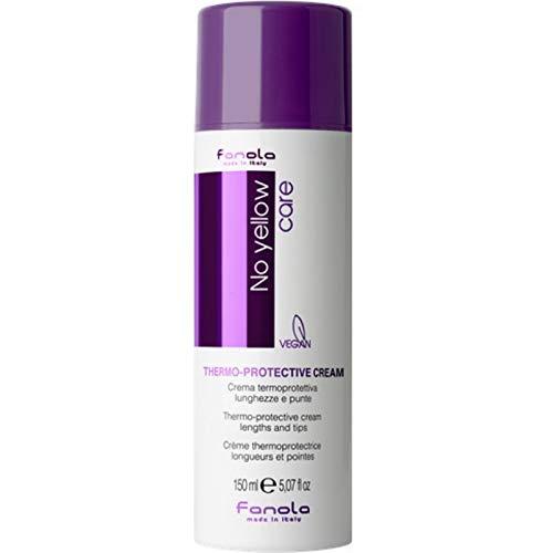 Fanola No yellow Care Thermo Protective Cream, 150 ml