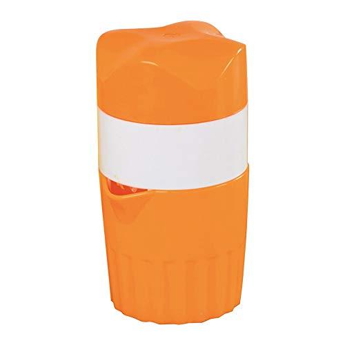 Ztoma exprimidor manual de limón giratorio exprimidor portátil cítrico naranja multifunción exprimidor de presión de mano apto para la cocina del hogar
