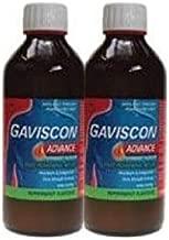 Gaviscon Advance Liquid Peppermint Flavour 500ml Twin Pack