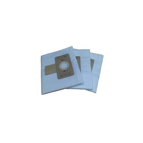 Nilfisk - Sacs polyester 20L pour centrale d'aspiration (3 pièces), livraison offerte !