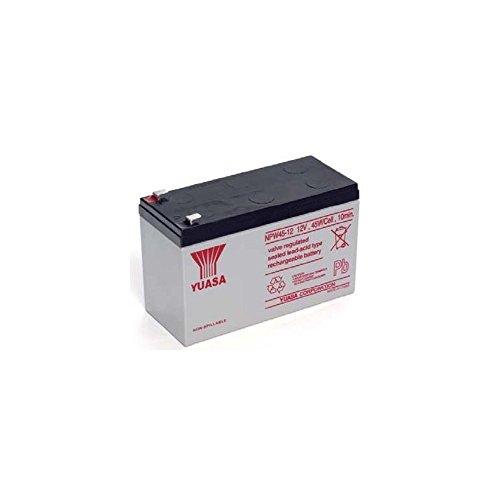 Yuasa Batterie au Plomb pour UPS 12 V 8,5 Ah NPW45-12 (Faston 250 6,3 mm)