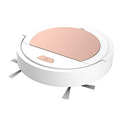 LS23+ Robot Vacuum, Strong Suction, Quiet, Super-Thin Smart Robotic Vacuum Cleaner, Used to Clean Pet Hair, Hard Floors, White
