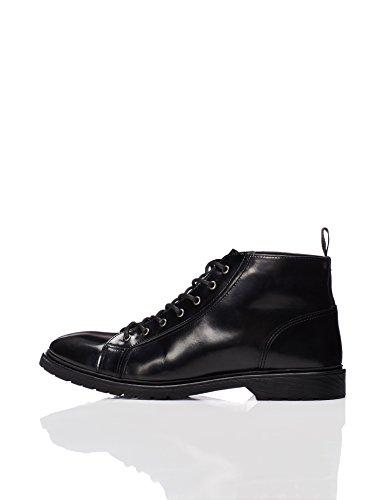 find. Marmose Klassische Stiefel, Schwarz (Black), 46.5 EU