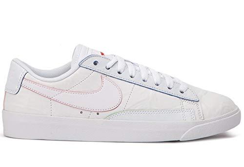 Nike Blazer Low WMNS Damen AT5252 Sneakers Weiß (38 EU)