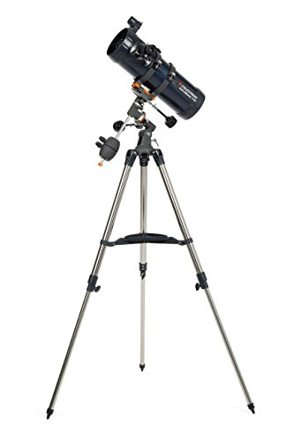 Celestron AstroMaster 114 EQ 114/1000 Spiegelteleskop