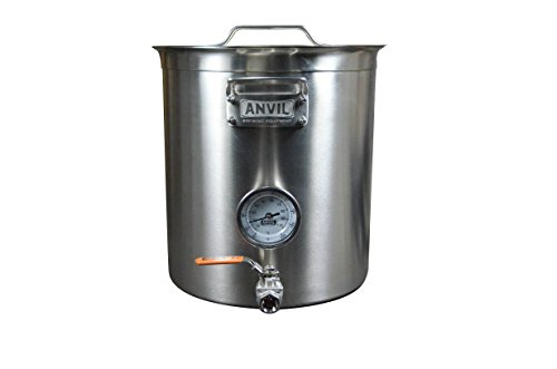 Anvil ANVkl7p5gl Brew Kettle, 7.5 gal