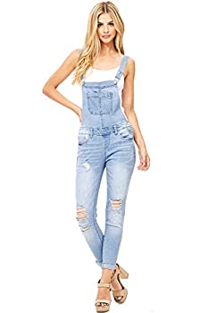 Best skinny jean overalls womens Reviews