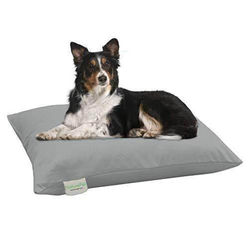 NaturoPet Natural Dog and Cat Bed, 100% Natural...