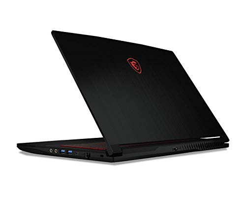 MSI 045NL Laptop Intel i7-9750H 5400.0 rpm, Hybride schijf 1.0 TB, 1256.0 GB, GTX 1650 Max-Q, Windows 10
