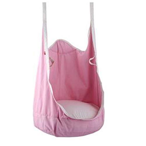 Huaijiang Hangmat, voor buiten en kinderen, voor in de tuin, op te hangen, geschikt voor binnen en buiten, schommelstoel