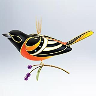 Hallmark Baltimore Oriole #7 Beauty of Birds Series 2011