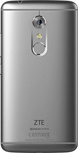ZTE Axon 7 Smartphone, Dual-SIM, Memoria Interna