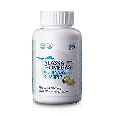 [Atomy] Atomy Alaska E-Omega 3 (180 Capsules)