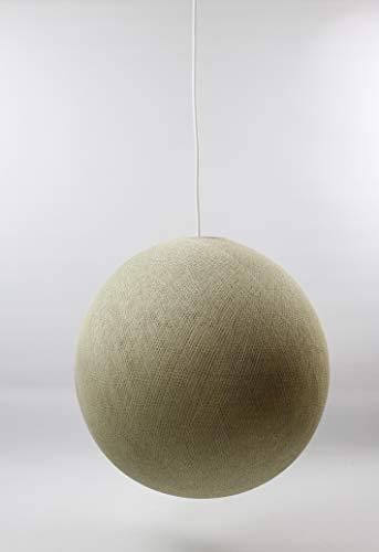 Cotton Ball Lights Light Aqua 41cm H/ängelampe einzeln Baumwolle 41 cm