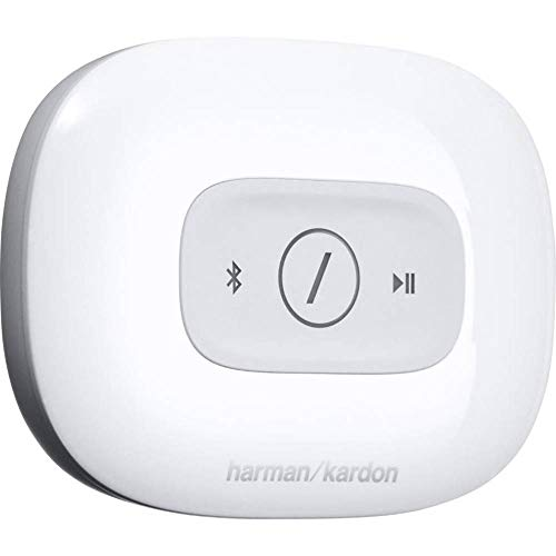 Harman-Kardon Adapter mit Kabelloses Musiksystem, Weiß