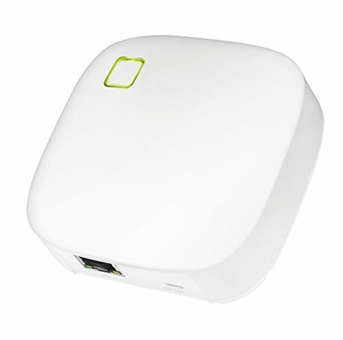 Trust Smart Home ZigBee Z1 Bridge Zentrales (intelligentes Steuerelement, kompatibel mit Alexa, Trust Smart Home, Philips Hue*, Ikea Tradfri und Osram Lightify)