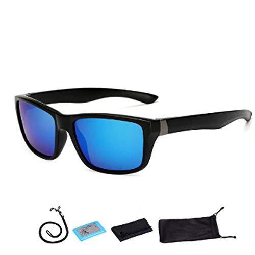 Nieuw Gepolariseerde Visbril Heren Dames Kamperen Wandelen Zonnebrillen UV400 Bescherming Fiets Fietsen Sport Visbrillen met etui