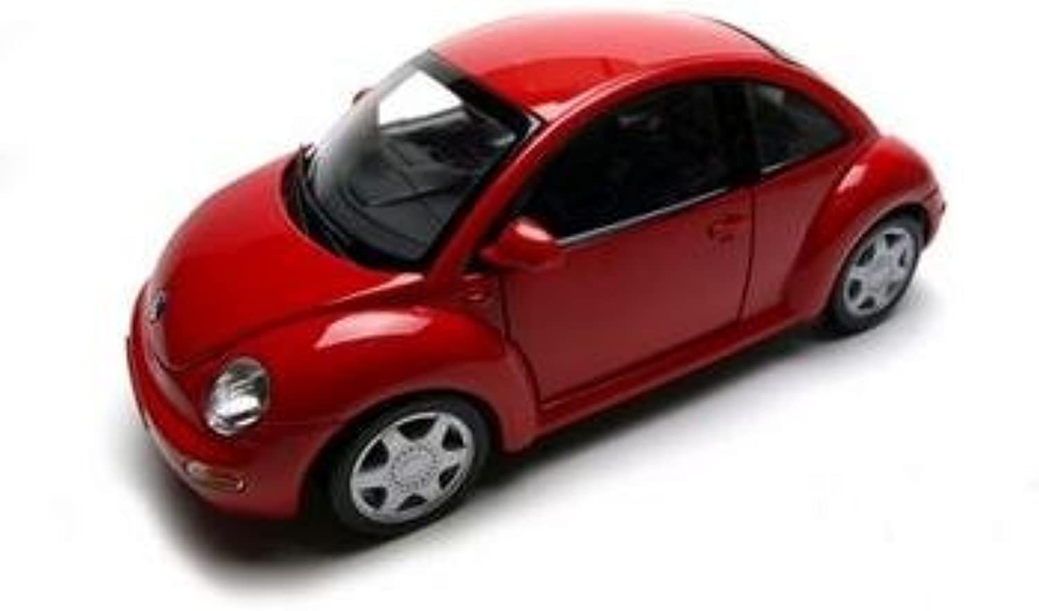 Maisto Die Cast 1 18 Scale Metallic rot Volkswagen New Beetle by Maisto Tech